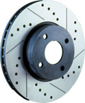 Tarox Brake Discs - Sport Japan for Renault Alpine GTA 2.8 V6 D500