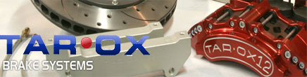 Tar-ox Brake Conversions, Discs & Pads