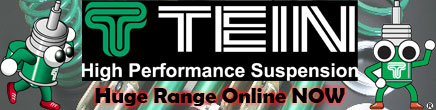 Tein - High Performance Suspension Parts